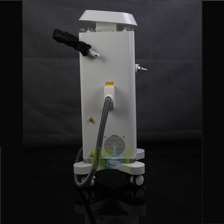 MSL Unique outshape Q switch yag laser tattoo removal machine MSLYL01 for sale