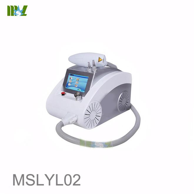 MSL Laser Tattoo Removal System MSLYL02