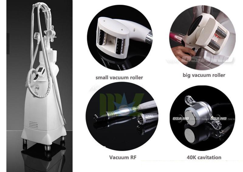 Advanced Slimming system roller velashape machine MSLVS02