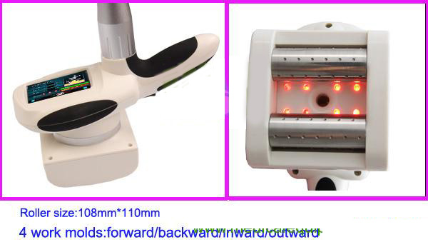 New Slimming system roller velashape machine MSLVS02