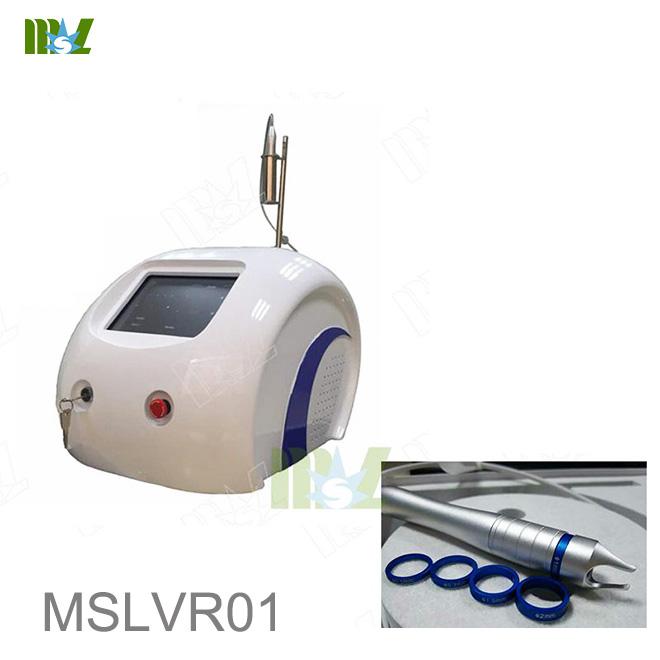 Newest invention 980nm laser spider vein removal MSLVR01 price