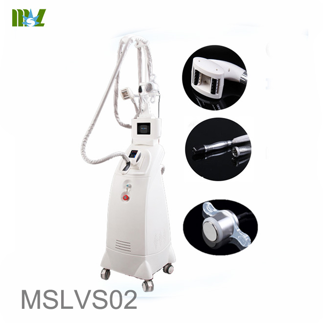 Newest Perfect Slimming system roller velashape machine MSLVS02 price