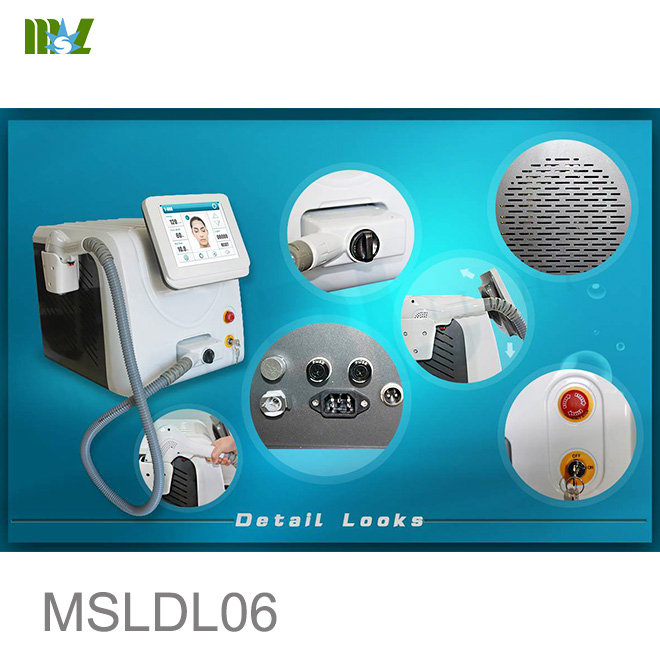 Cost of laser hair removal MSLDL06